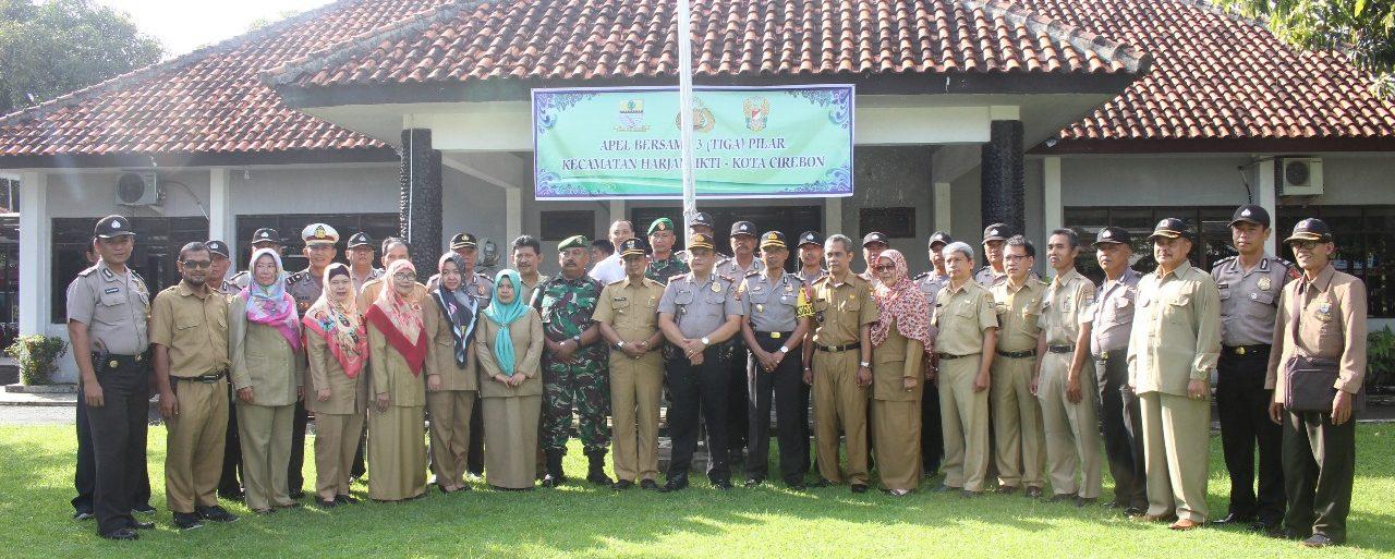 Selamat datang di website kecamatan Harjamukti Kota Cirebon