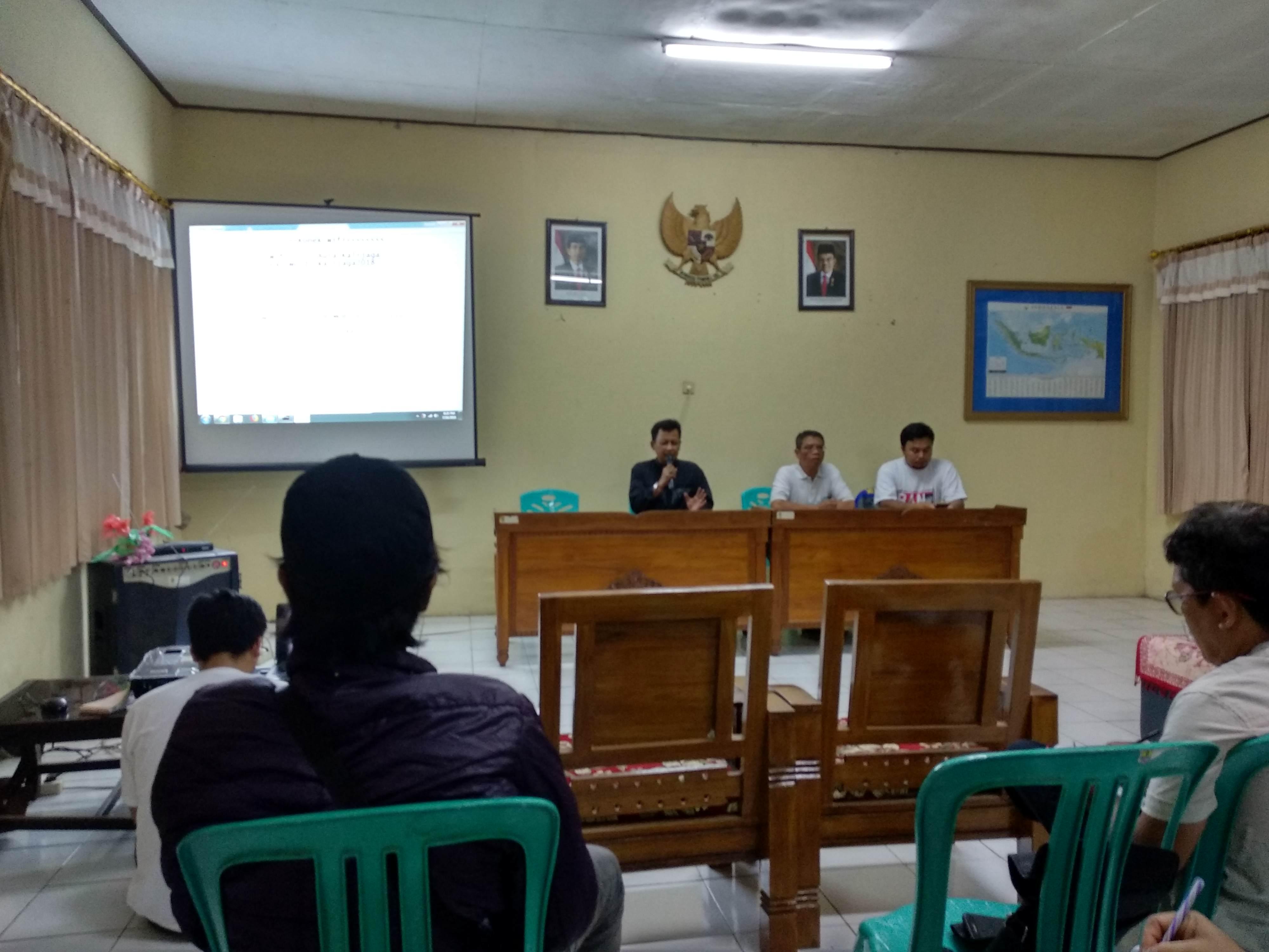 Pelayanan Berbasis Android Kecamatan Harjamukti