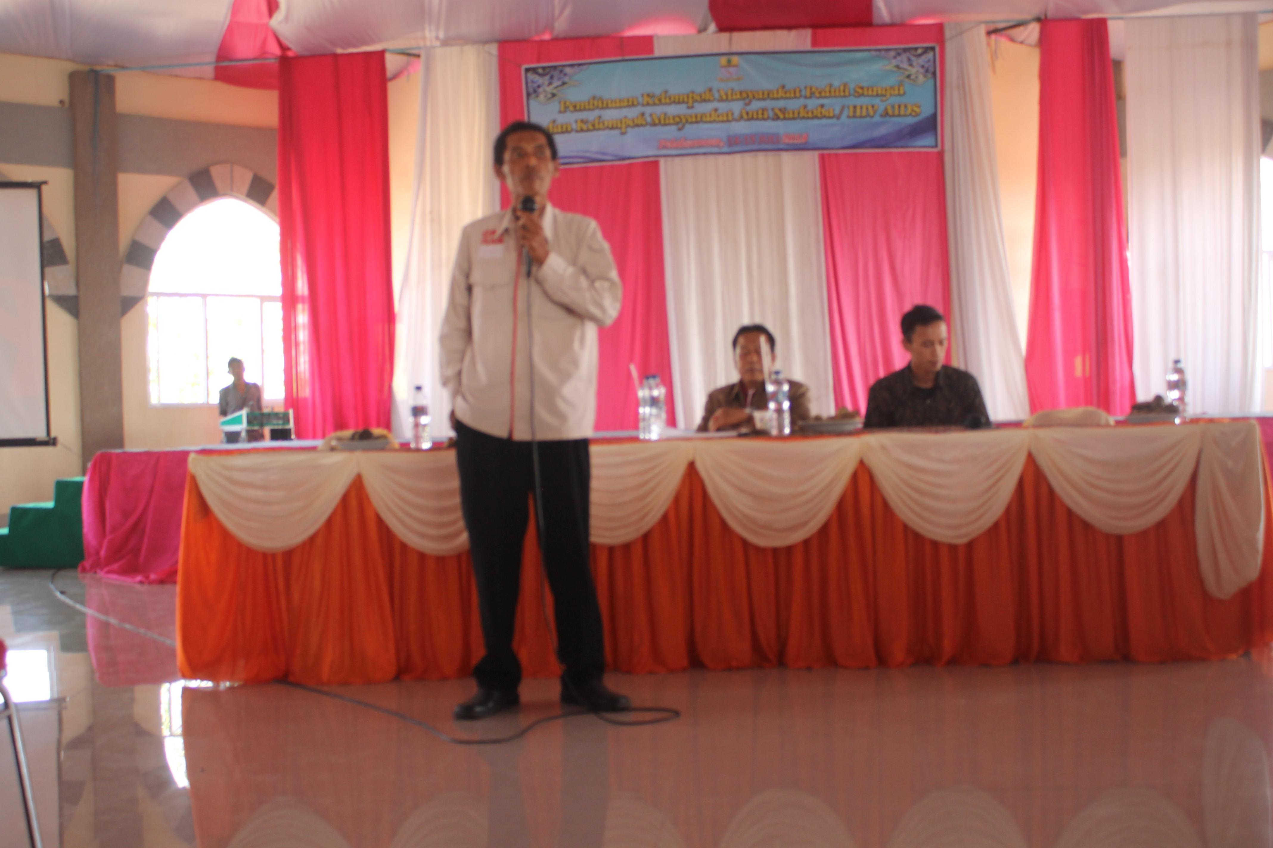 Narasumber Komisi Penanggulangan Aids