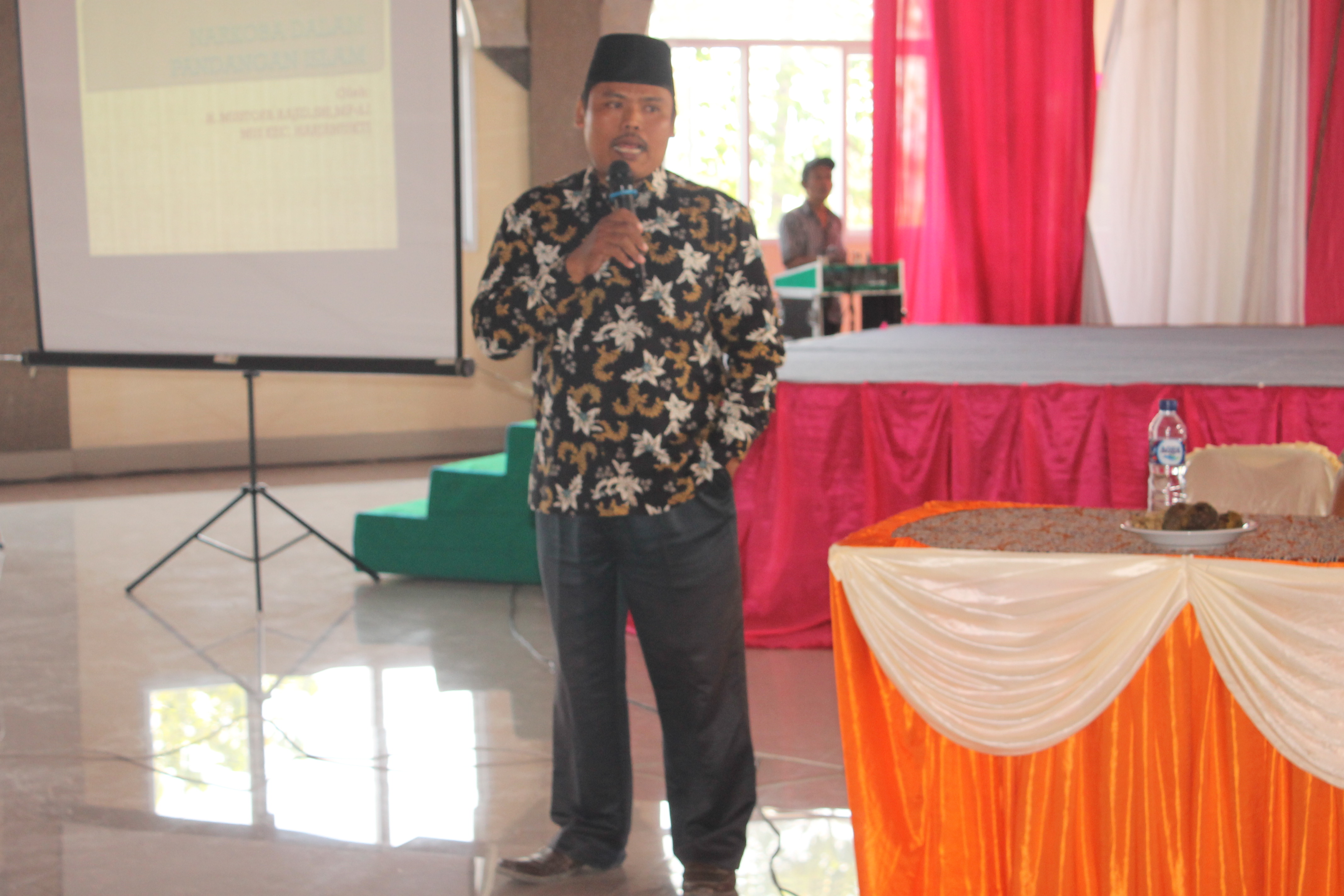 Narasumber Majelis Ulama Indonesia