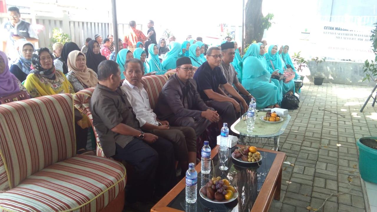 """Halal Bi Halal Idul Fitri 1439 H """"Memupuk Kebersamaan untuk Bersama Membangun"""""""