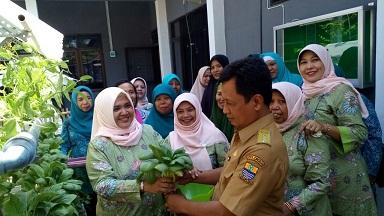 PKK Kecamatan Harjamukti Kota Cirebon