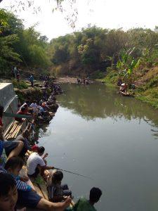 Lomba Mancing RW.06 P.Grenjeng Kelurahan Harjamukti Kecamatan Harjamutki