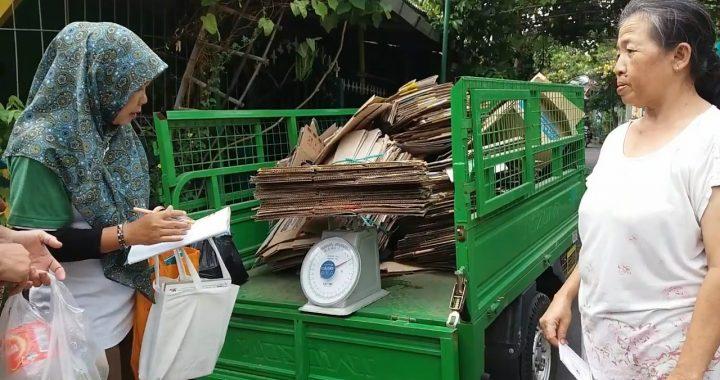 Bank Sampah Syariah RW 08 Merbabu Asih