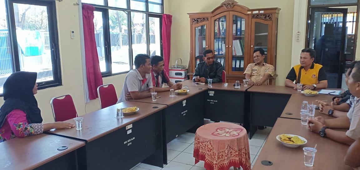 Rapat Pembahasan Penebangan Bambu di Kali Kedung Pacit