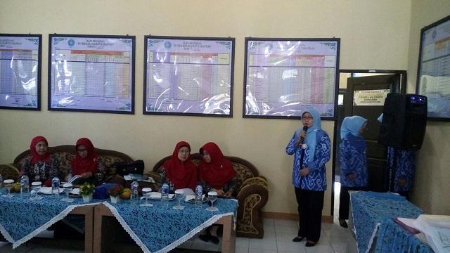 TP PKK Kota dan Kelurahan Larangan