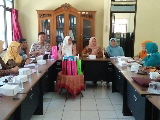 Rapat koordinasi pembahasan Strata Posyandu