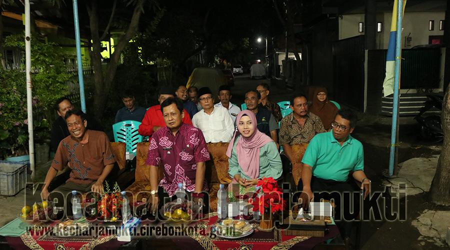 Pelantikan Pengurus RW.011 Bumi Kalijaa Permai Barat Kelurahan Kalijaga Oleh Camat Harjamukti