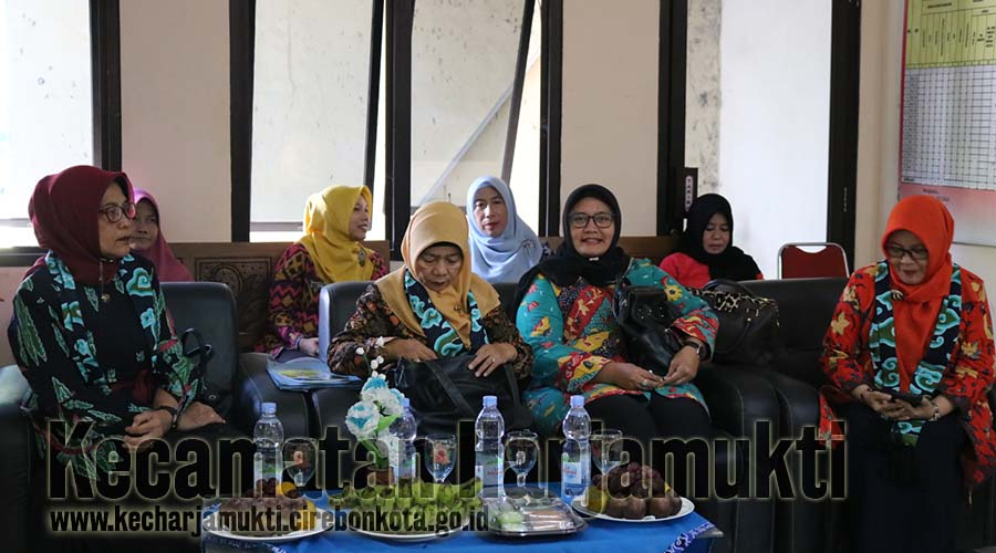 Kelurahan Kalijaga Ikuti Lomba 10 Program Pokok PKK Tingkat Kota Cirebon