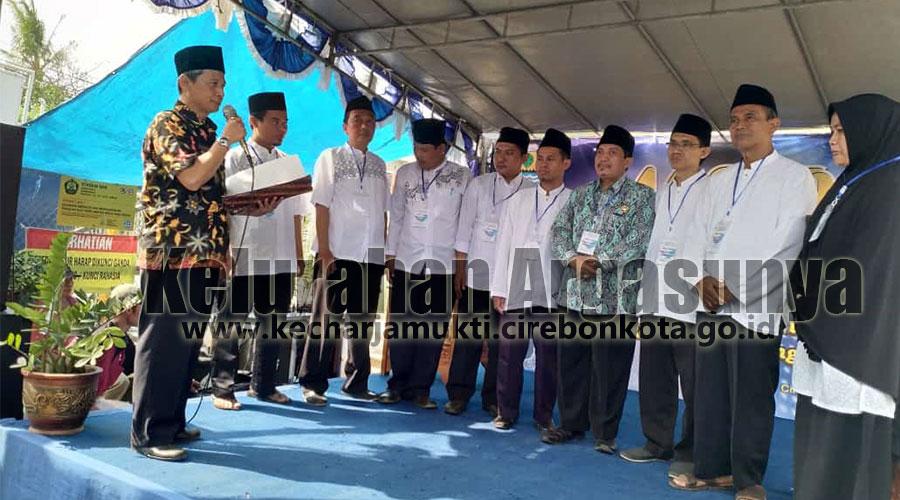 Pelantikan Dewan Hakim MTQ Kelurahan Argasunya Tahun 2019