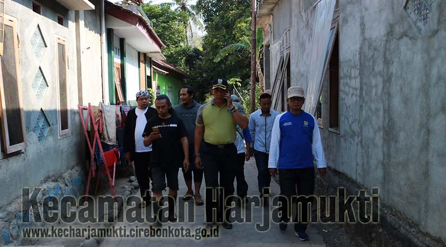 Persiapan Jagakali International Art Festival, Panitia dan Volunteer Gelar Bebersih Kali Benda Kerep