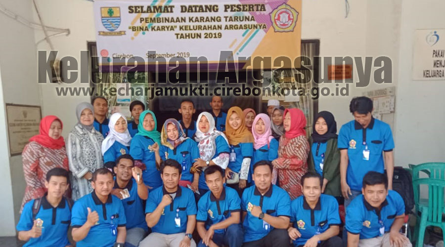 "Pembinaan Karang Taruna ""Bina Karya"" Kelurahan Argasunya"