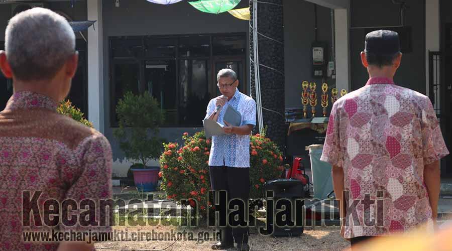 Pengumuman oleh Ketua Tim Juri, Achmad Kurdiana (Ujang)
