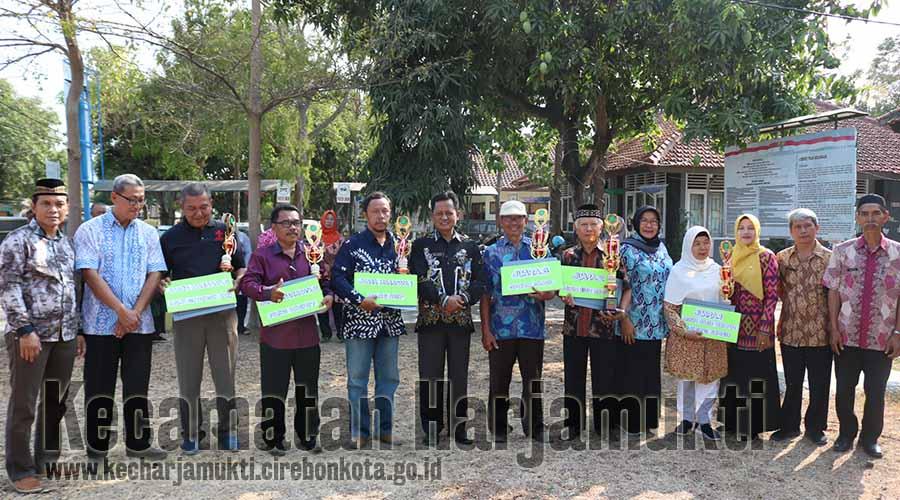 Inilah 6 Juara Lomba K3 (Kebersihan, Keindahan dan Ketertiban) Tingkat Kecamatan Harjamukti