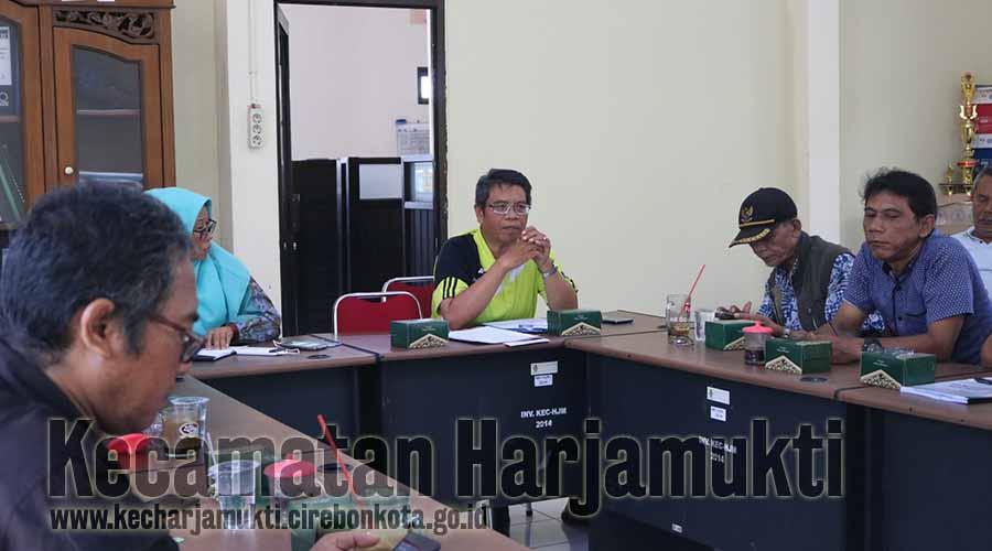 Monitoring dan Evaluasi Musrenbang se-Kecamatan Harjamukti