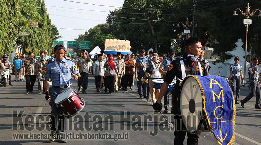 Kafilah Kecamatan Harjamukti, Kota Cirebon