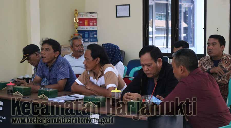 Monitoring dan Evaluasi Akhir Tahun dalam Kegiatan Musrenbang se-Kecamatan Harjamukti