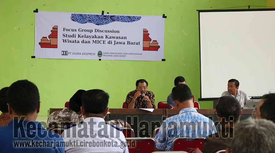 Kepala Bidang Pariwisata, DKOKP Kota Cirebon