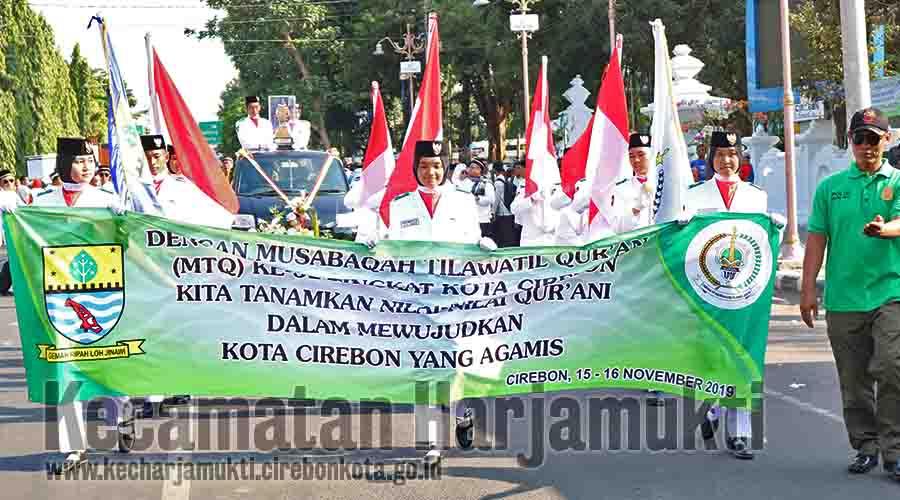 Inilah Juara Lomba MTQ dan Pawai Ta'aruf ke-52 Tingkat Kota Cirebon