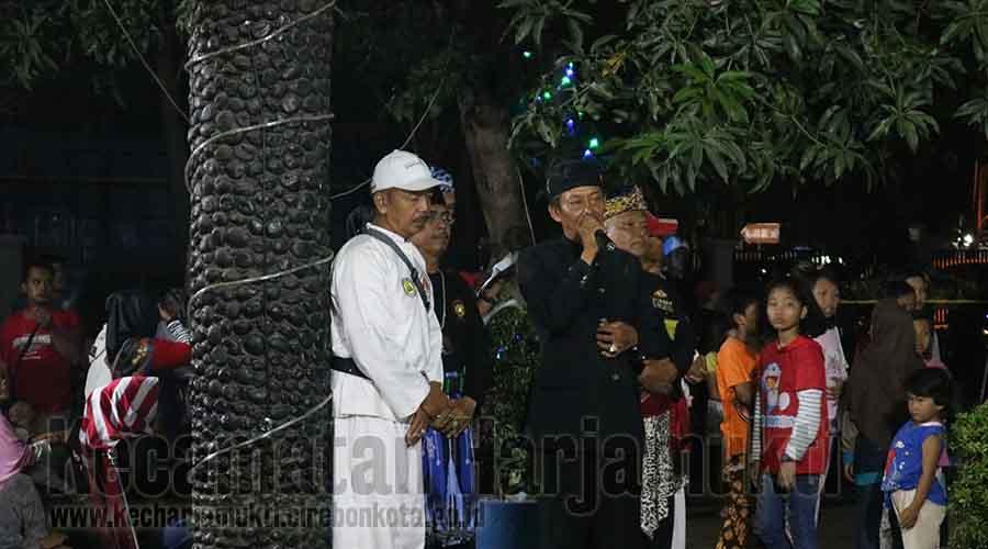 Ketua IPSI Kota Cirebon dan Ketua PSSI Cirebon