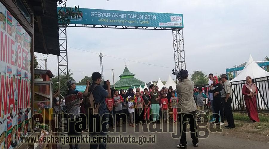 Gebyar Akhir Tahun 2019  Memperingati Hari Ibu Ke 91 Di RW.013 Taman Kalijaga Permai Kelurahan Kalijaga