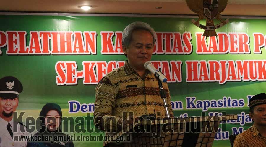 Sambutan Asisten Bidang Pemerintahan dan Kesejahteraan Rakyat Drs. Sutisna, M.Si.
