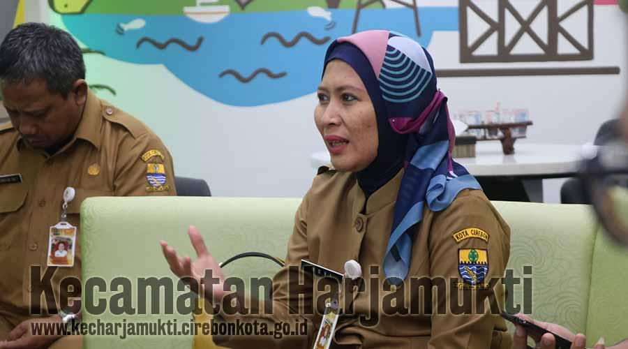 Pemaparan oleh perwakilan Badan Keuangan Daerah tentang Pajak PBB, KPP yang akan berkolaborasi dengan Bapenda Provinsi Jawa Barat