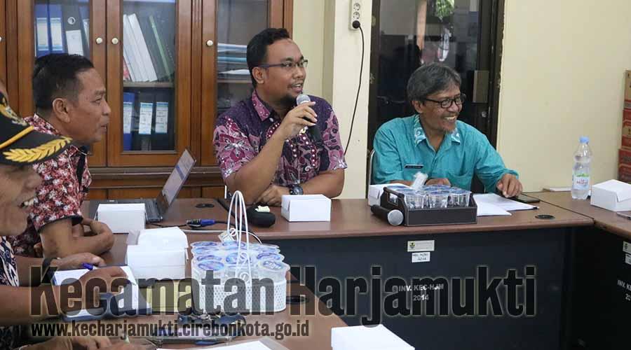 Camat Harjamukti Pimpin Pra Musrenbang Kecamatan Harjamukti Untuk Perencanaan Tahun 2021