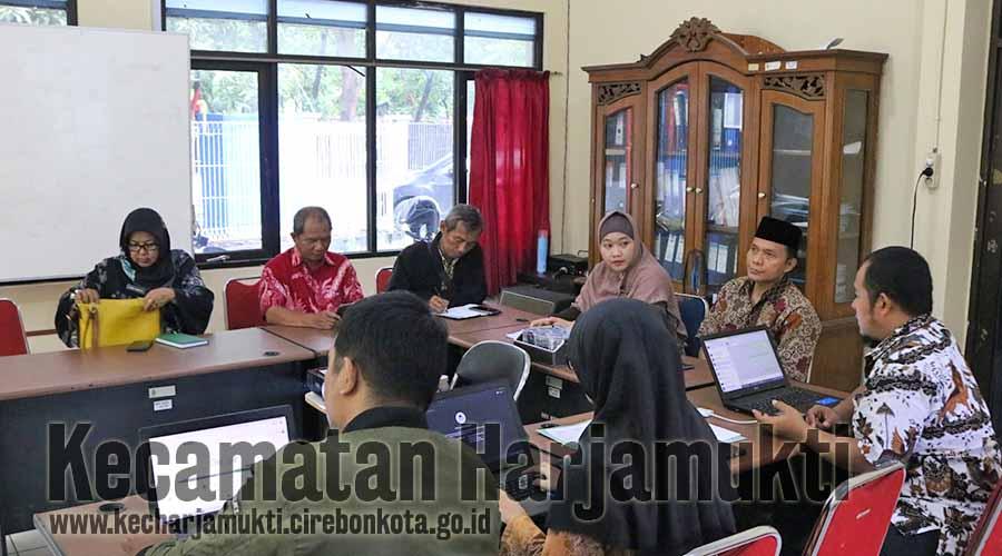 DKIS Kota Cirebon Gelar Pemantapan Bimbingan Teknis Terkait Aplikasi Kantor Kula