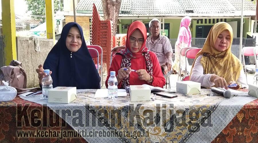 Lomba Cipta Menu / Pangan B2SA Tingkat RW.015 Permata Harjamukti Selatan Kelurahan Kalijaga