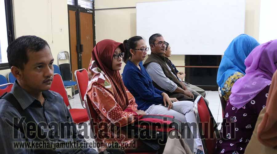 Kader BPS se-Kecamatan Harjamukti