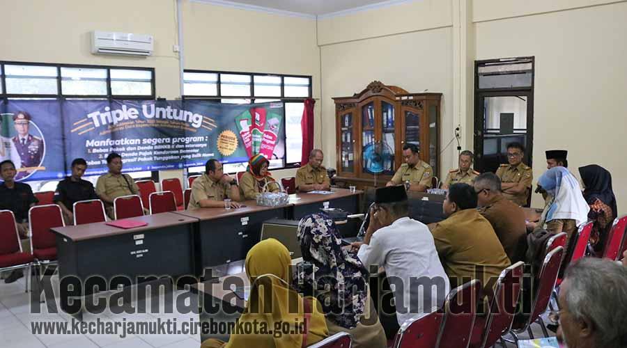 Pusat Pengelolaan Pendapatan Daerah Kota Cirebon Gelar Sosialisasi Layanan Samsat